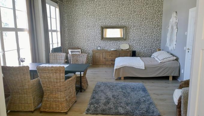 majoitus iso makuuhuone